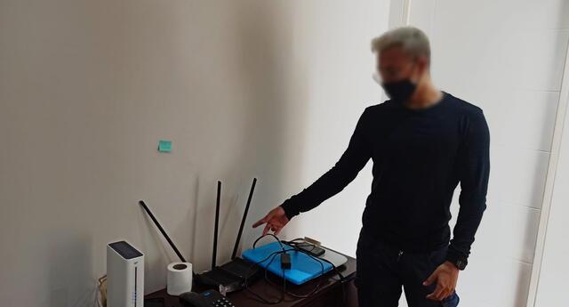 Rodrigo Alberto Valdivia Delgado conoció a un joven por un aplicativo, quien lo engañó y dopó para robarle sus pertenencias.