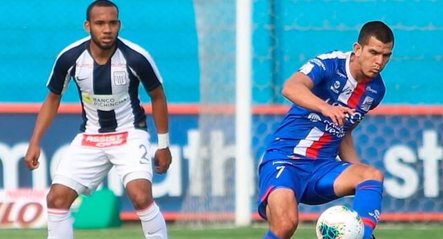 Alianza Lima está a un paso de la Segunda División.