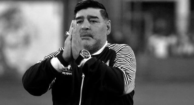 Distintos personajes alrededor del mundo lamentan la muerte de Maradona