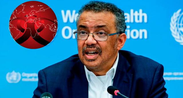 El jefe de la OMS indicó que la entidad sigue apoyando a los países en diferentes escenarios de transmisión.