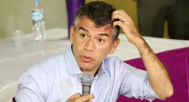 Julio Guzmán estaría implicado en la banda Criminal Los Gánsters de la política