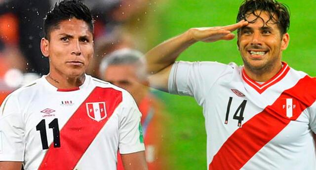 Raúl Ruidíaz recibe crítica de Claudio Pizarro.