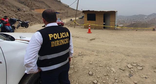Una menor de 14 años fue hallada en una casa deshabitada en Zapalla, Puente Piedra.