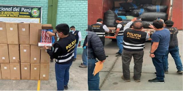 Mercadería ilegal ingresó por la frontera con Bolivia