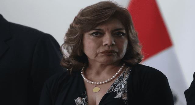 La fiscal de la Nación abrió un procedimiento disciplinario a los fiscales que archivaron las denuncias de abuso sexual a menores de edad.