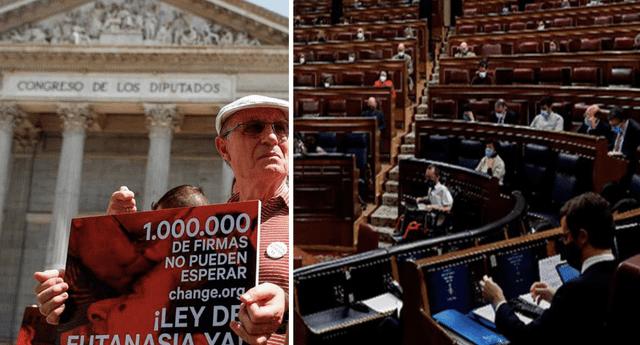 España es el sexto país del mundo que regula el derecho a la muerte digna.