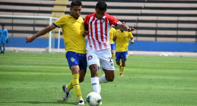 Unión Huaral ganó 3 a 2  Comerciantes Unidos.