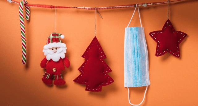 Un niño protegido es un niño feliz. Celebra la navidad con tu pequeño teniendo en cuenta las medidas de prevención.