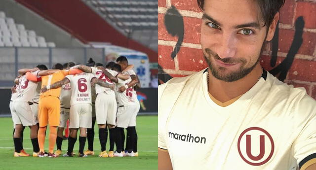 Andrés Wiese aplaudió el esfuerzo de su equipo, Universitario de Deportes.