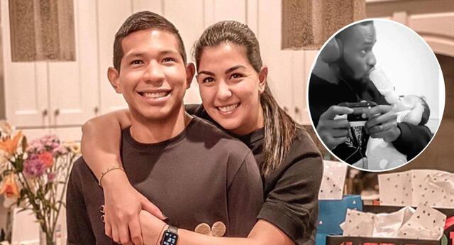 Edison Flores y Ana Siucho se convertirán en padres.