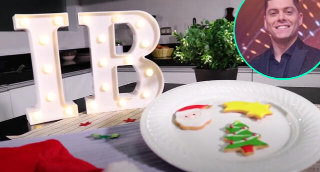A días de la Navidad, recordamos cuando el uruguayo Ignacio Baladán mostró cómo preparar esta receta a sus seguidores.