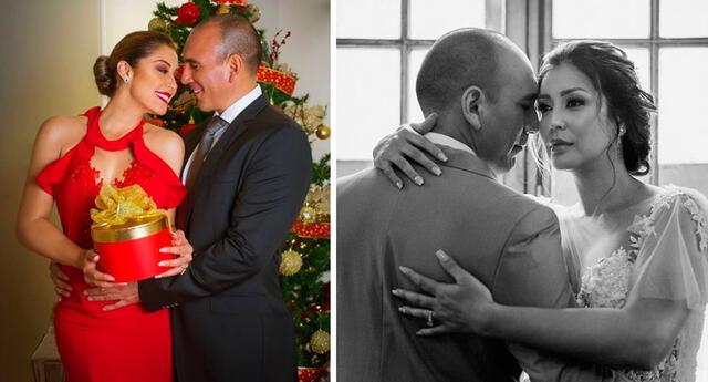 Karla Tarazona compartió emotivo mensaje por Navidad.