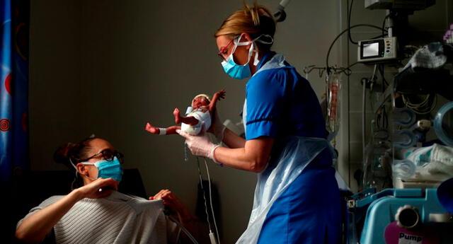 """La Red de Investigación de Obstetricia y Ginecología de Singapur indicó que los resultados fueron """"tranquilizadores""""."""
