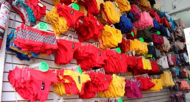 Conoce el significado de los colores en la ropa interior para el Año Nuevo