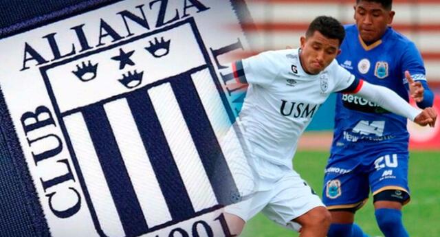 Edhu Oliva desea jugar en Alianza el torneo de ascenso.