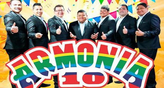 Armonía 10 retrocede en su decisión de ofrecer show presencial.
