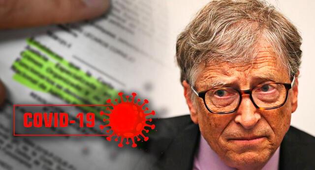Resolución afirma que el coronavirus fue creado por las 'élites criminales a nivel mundial' conformados por estos multimillonarios.