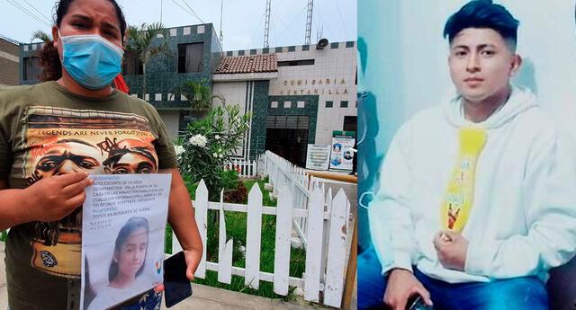 La madre de Alexia denunció que Ivan Augusto Purizaca Ipanaque, ingresó con una identidad falsa a la Comisaría de Ventanilla.