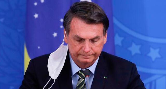 Human Rights Watch indicó que el gobierno de Bolsonaro intentó restringir la publicación de datos sobre coronavirus.