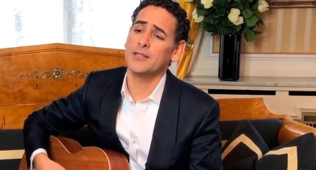 El programa de educación musical a niños y jóvenes celebró al tenor Juan Diego Flórez en el día de su cumpleaños número 48.