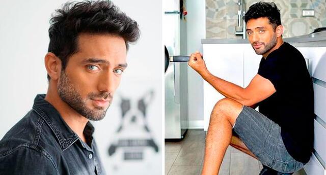 El actor Pablo Heredia compartió en Instagram que se encuentra de viaje en Colombia y se mantuvo callado sobre la denuncia de acoso.