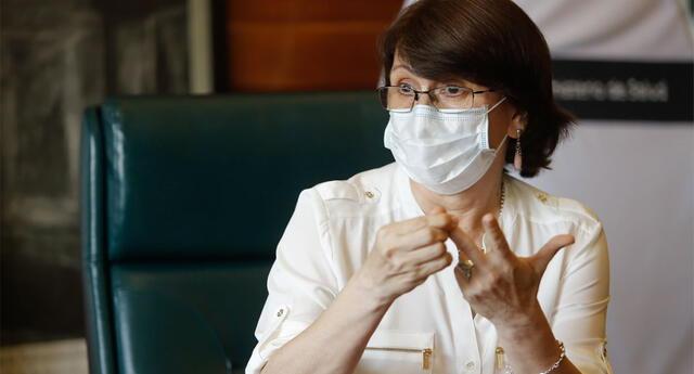 Titular del Ministerio de Salud anunció nuevas medidas y acciones frente a la pandemia del coronavirus.