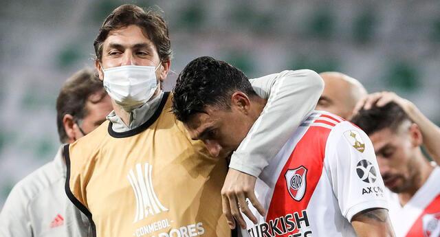 River Plate se quedó a un paso de la final.