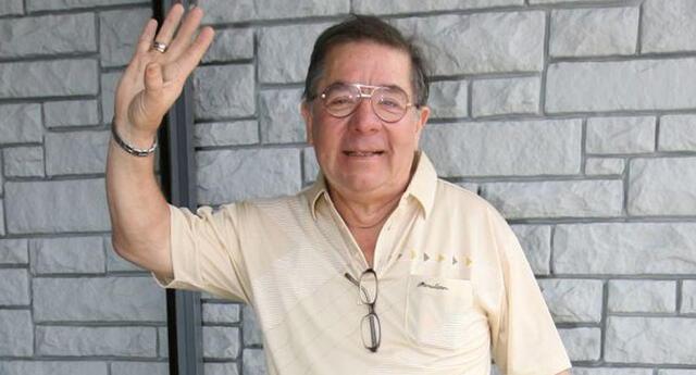 Efraín Aguilar tuvo que dar por concluido sus presentaciones en el teatro Canout.
