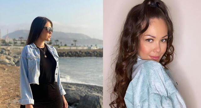 Giulliana Barrios es víctima de acoso callejero junto a su hermana.