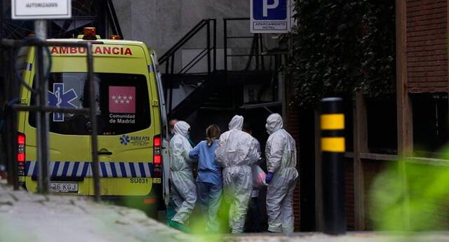 El diario El País cita información que, desde el 2 de marzo 2020 hasta el 3 de enero del año en curso, el exceso asciende a 80,605.