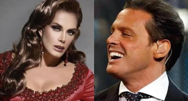 Lucía Méndez contó cómo fue el romance que tuvo con Luis Miguel.