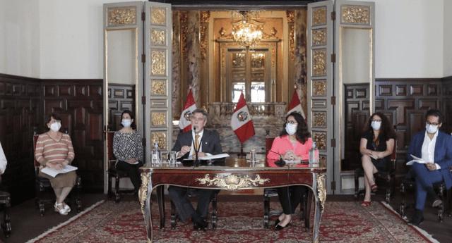 Francisco Sagasti anunció nuevas medidas que tomará el Gobierno ante la llegada de la segunda ola de coronavirus.
