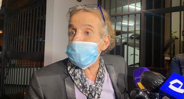 Jaime Cillóniz fue detenido en enero último por presuntamente haber agredido a su mamá de 91 años.