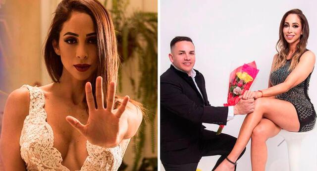 """Olinda Castañeda sobre Christian Marcial: """"Mi esposo no es nada celoso"""""""