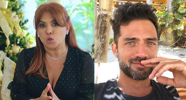 Magaly Medina aclara que no pago a joven para que denuncie a Pablo Heredia.