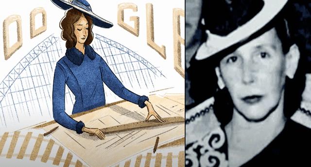 Google celebra el 128° aniversario de Justicia Acuña este miércoles 14 de enero.