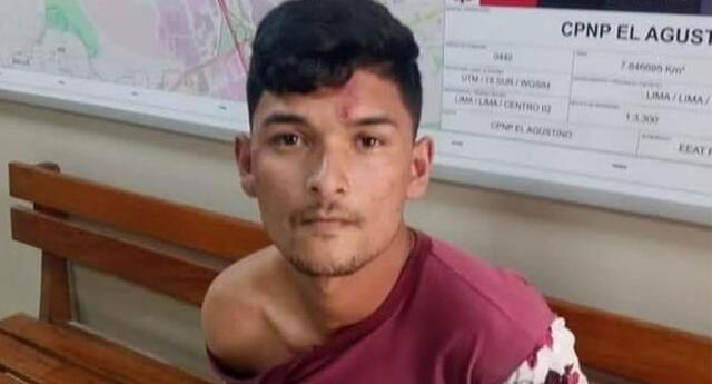 José Bermúdez González, chofer de combi que atropelló a fiscalizadora.