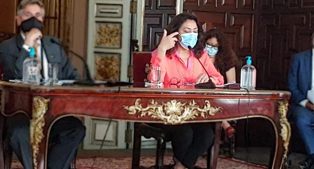 Premier se pronunció sobre conferencia de prensa el Ejecutivo.