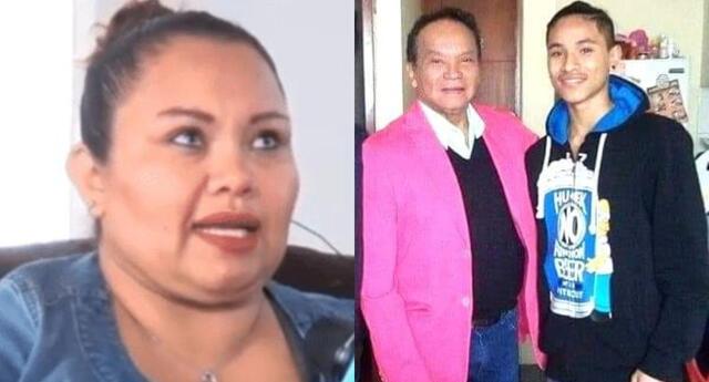 La hija de Melcochita se hermana y hermana de Yessenia Villanueva se pronunció tras la muerte de su sobrino Jhordan.