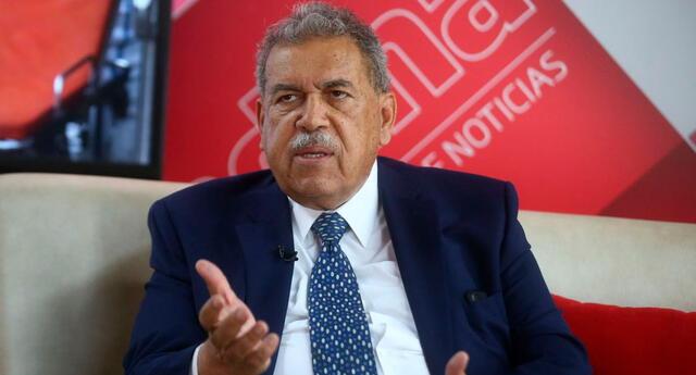 Eduardo Gotuzzo pidió a las autoridades establecer la prohibición de las aglomeraciones en zonas como, por ejemplo, donde se realiza el comercio ambulatorio a fin de evitar un rebrote mucho más rápido.