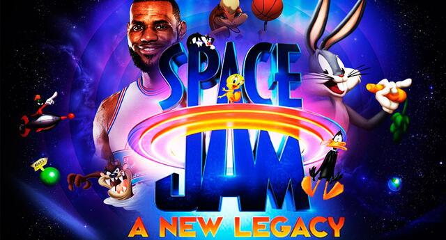 """HBO Max mostró imágenes inédita de """"Space Jam: A New Legacy""""."""