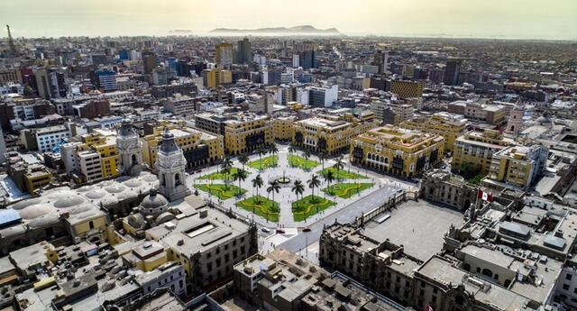 Actividades por el Aniversario de la ciudad de Lima | Foto: Municipalidad de Lima.
