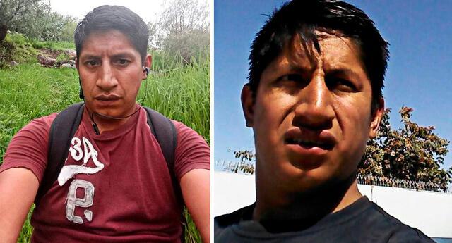 Alan Junior Vargas Soto, de 34 años, viene siento intensamente buscado por la Policía.