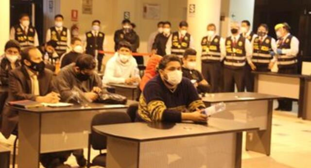 Ocma abrió investigación al presidente de la Corte de Lima Norte por designar a jueza que liberó a policías