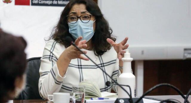 Violeta Bermúdez responden por los gastos en 31 mil soles en queques.