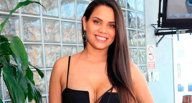 Andrea San Martín aseguró que tiene una gran relación de padres con Sebastián Lizarzaburu y reveló qué busca en una pareja.