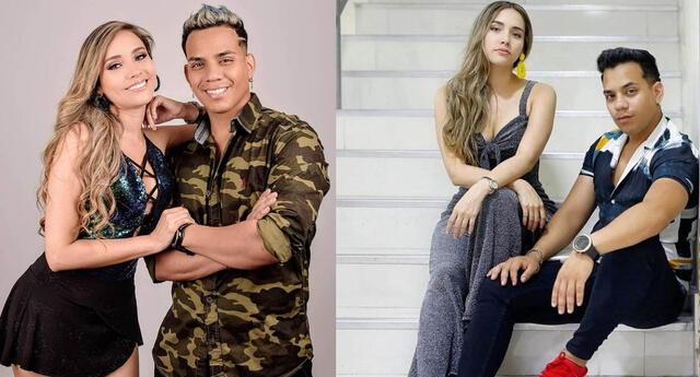 Jean Pierre Pupi y Mariale Salazar de You Salsa en cuarentena tras dar positivo a COVID-19.
