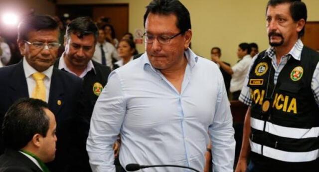Sala inició juicio oral contra Félix Moreno por la construcción del sauna en el Pentagonito