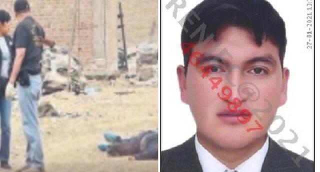 Poder Judicial de Lima Norte condenó a 25 años de cárcel al policía Yosep Diofree Trujillo Gantu por matar al contador   William Alberto Marquina Romero