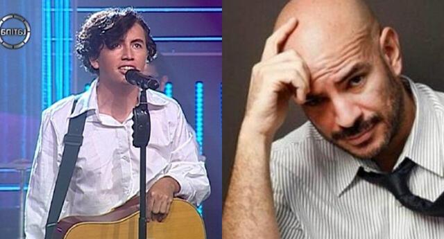 Mariano Freyre, imitador de Jorge González, recordó que vivió buenas épocas gracias a Yo soy al dirigirse a su productor, Ricardo Morán.